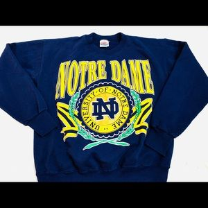 Other - Men's Vintage Notre Dame Sweatshirt